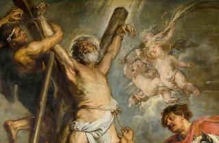 Exposición de Rubens en el Munal muestra El martirio de san andres