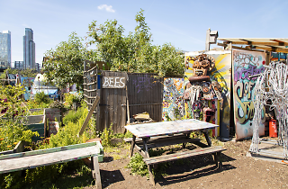 You've only got 8 days to visit Nomadic Community Gardens before it closes for good
