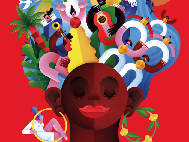 La Mercè 2019. Il·lustració de Maria Corte