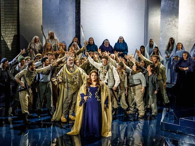 Norma Melbourne Opera 2019 supplied image