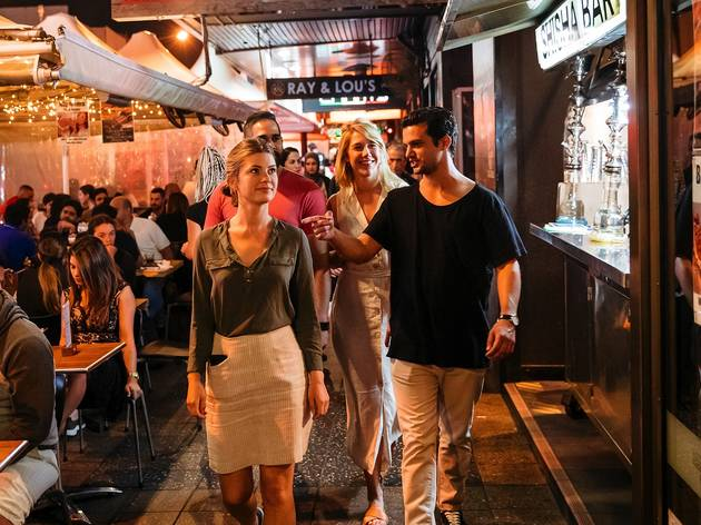 Eat and drink your way through Parramatta