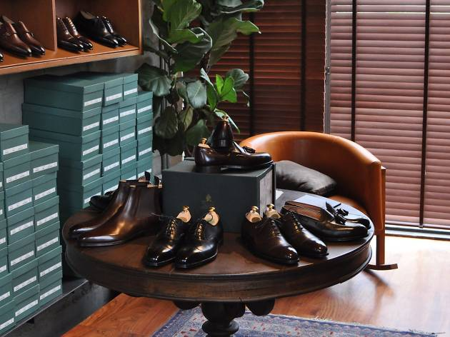 The Decorum has just introduced a new section dedicated to shoes