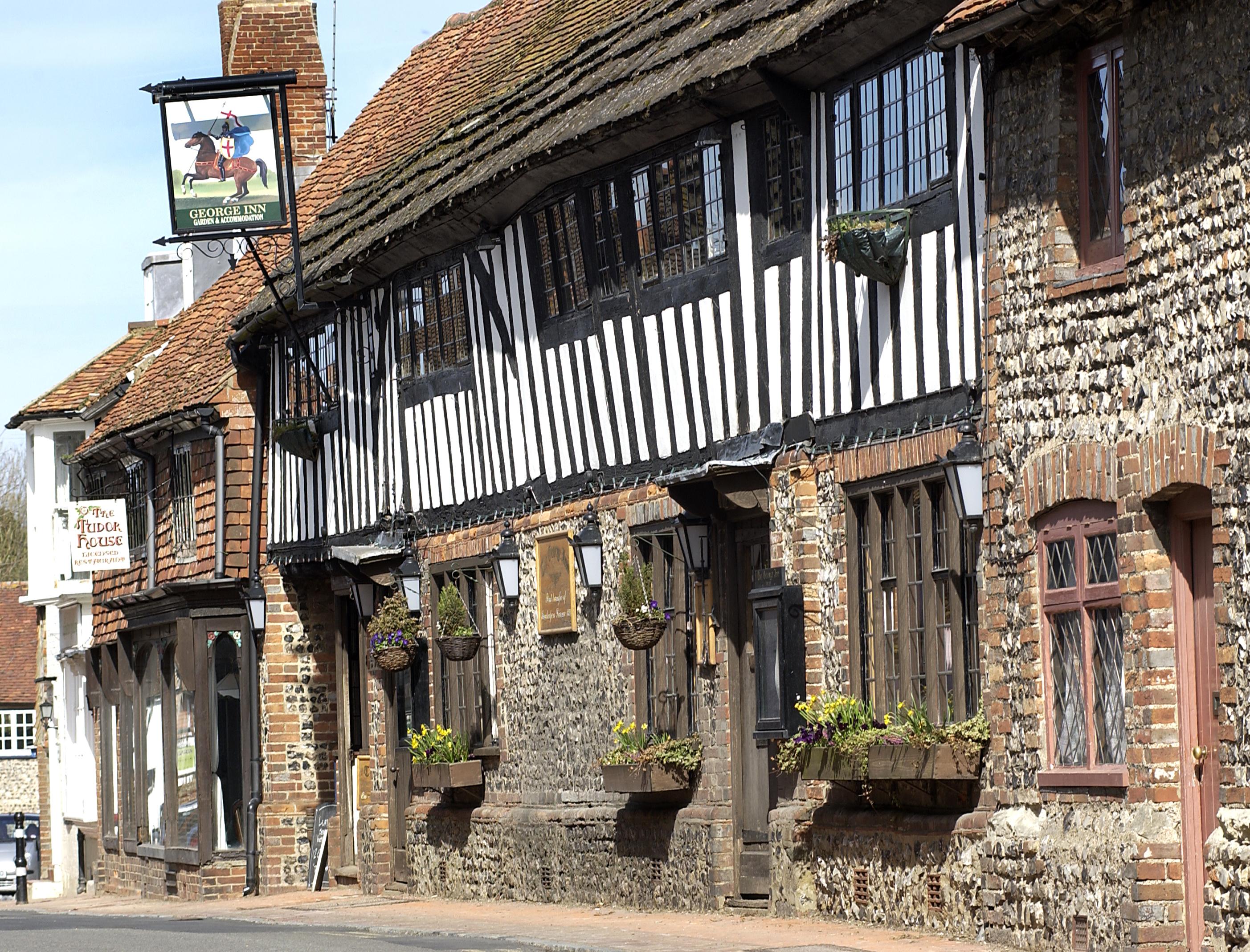 The George Inn, Alfriston