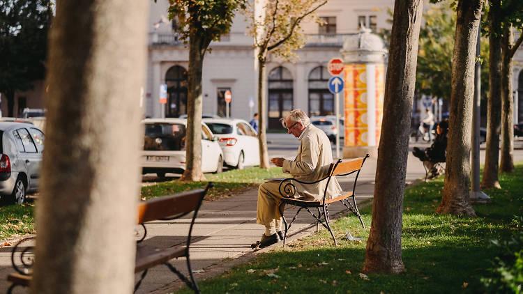 Autumn in Zagreb