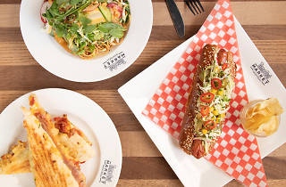 Time Out Market Montréal: Olive et Gourmando