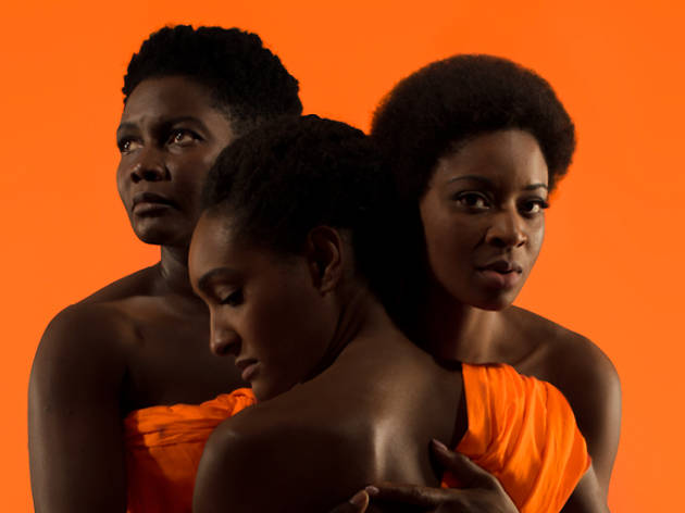 Three Sisters, Inua Ellams, National Theatre 2019