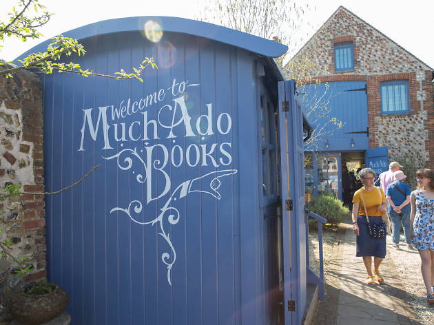 Much Ado About Books, Alfriston