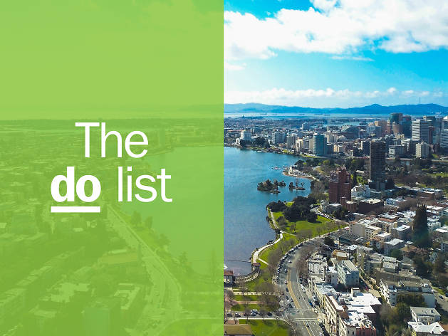 Oakland Do List 2019