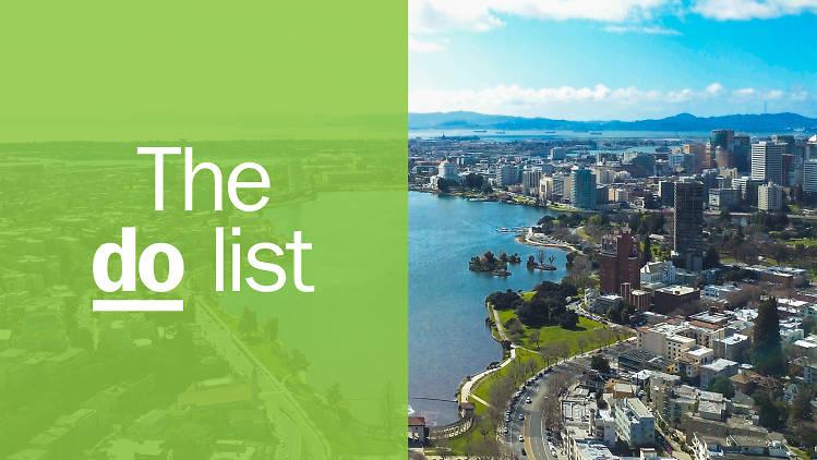 Oakland Do List 2019