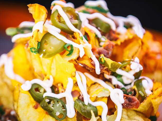 alaMar nachos