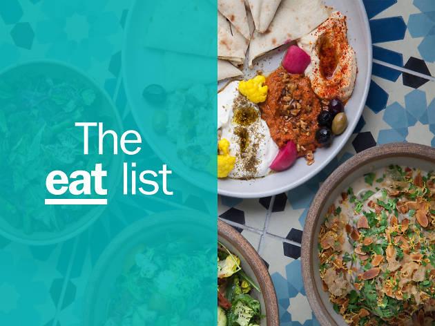 Eat List Oakland 2019