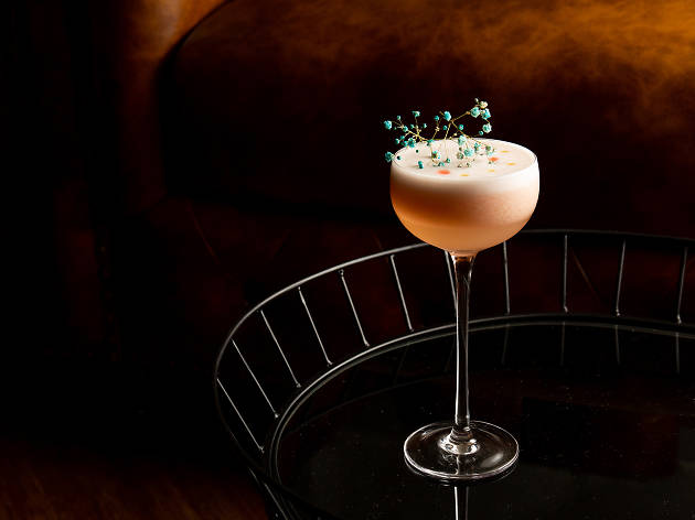 Copper Bar 01