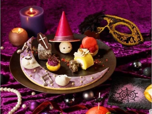 HALLOWEEN HIGH TEA ~ゴーストたちのマスカレードパーティー~