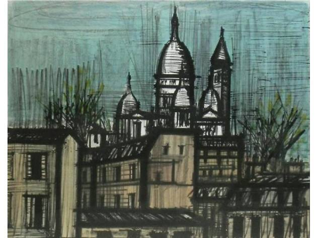 没後20年 伝説の画家 ベルナール・ビュッフェ展