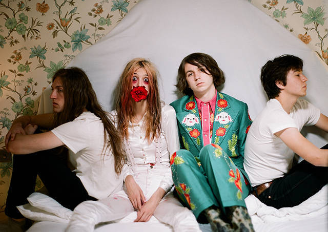 Starcrawler Japan Tour