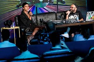 Linn da Quebrada lectures at the Red Bull Music Academy in Lisbon, Portugal on June 2, 2019 // Hugo Silva/Red Bull Content Pool // AP-1ZUCEF4BH1W11 // Usage for editorial use only // Please go to www.redbullcontentpool.com for further information. //