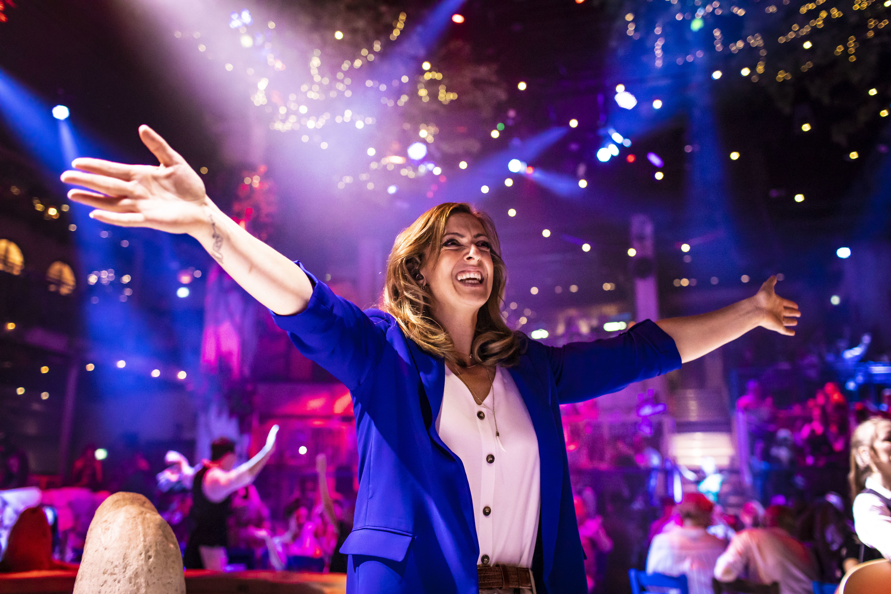 'Mamma Mia! The Party' review