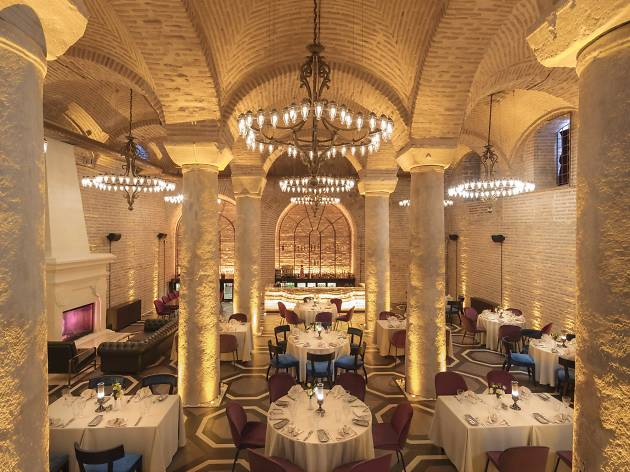 Sarnıç Fine Dining Restaurant