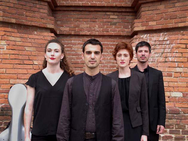 Leos Quartet