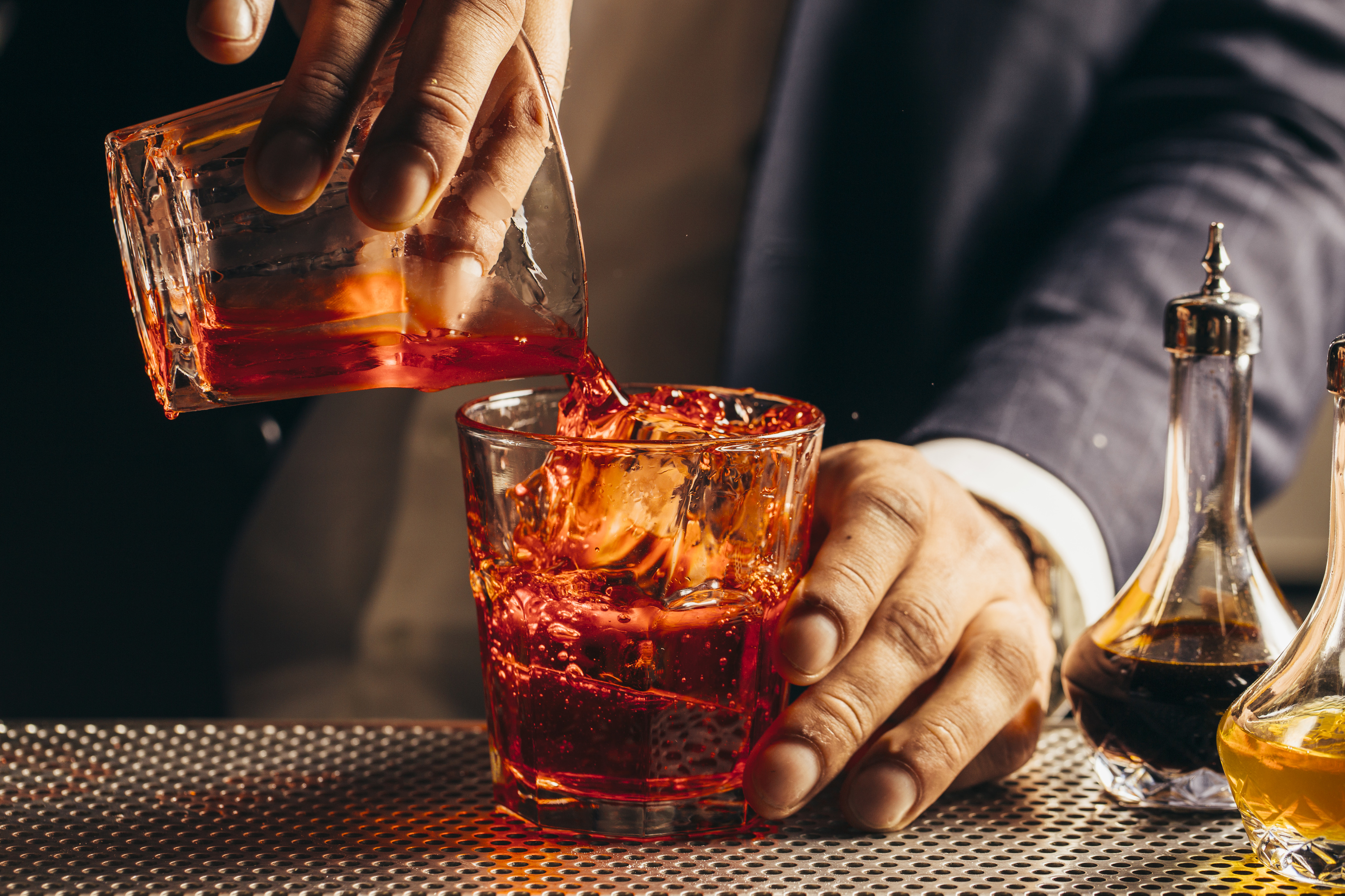 A search for the best Negroni in Chicago