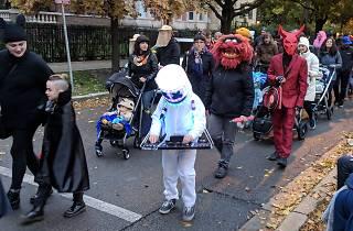 Logan Squ Halloween Parade 2020 Logan Square Halloween Parade | Things to do in Chicago