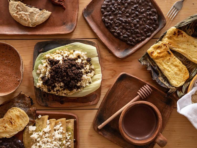 Maíz de Cacao