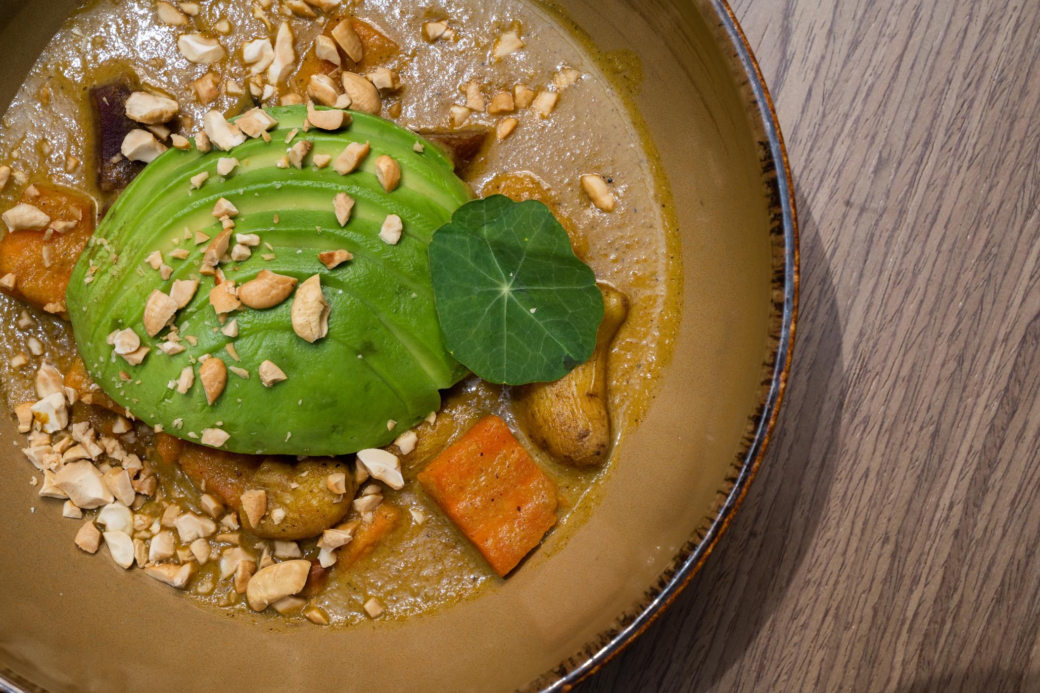 Plantasia, comida vegana inspirada en Tailandia, India y Japón