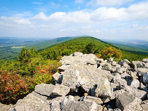 Hawk Mountain Lookout Trail