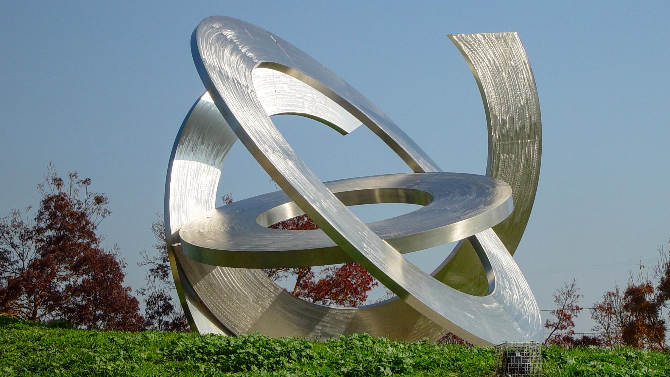Inge King - Rings of Saturn (2006)