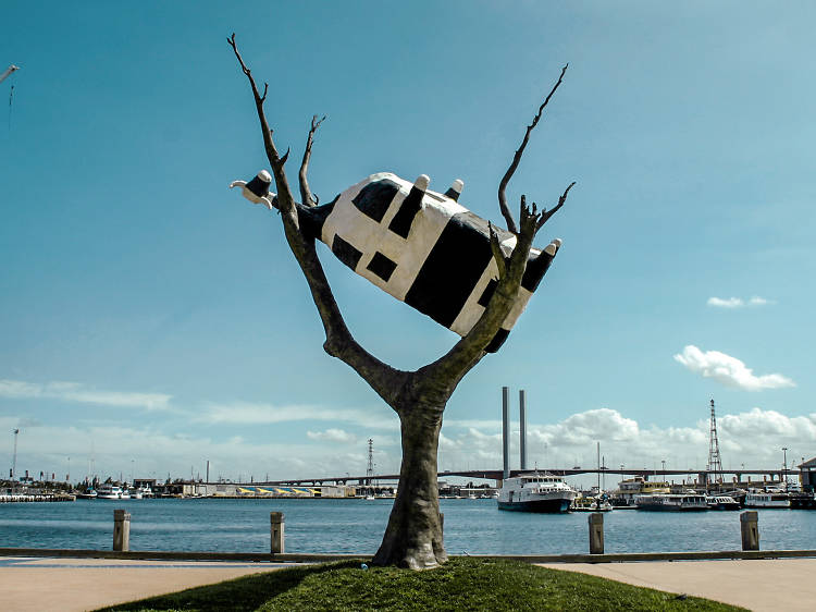 Where to find Melbourne's best public artworks