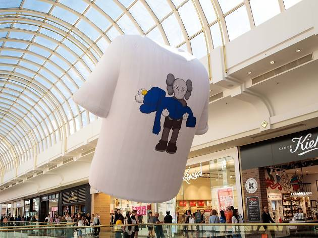 KAWS at Chadstone Commercial