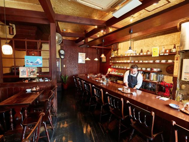 Tajimaya Coffeehouse