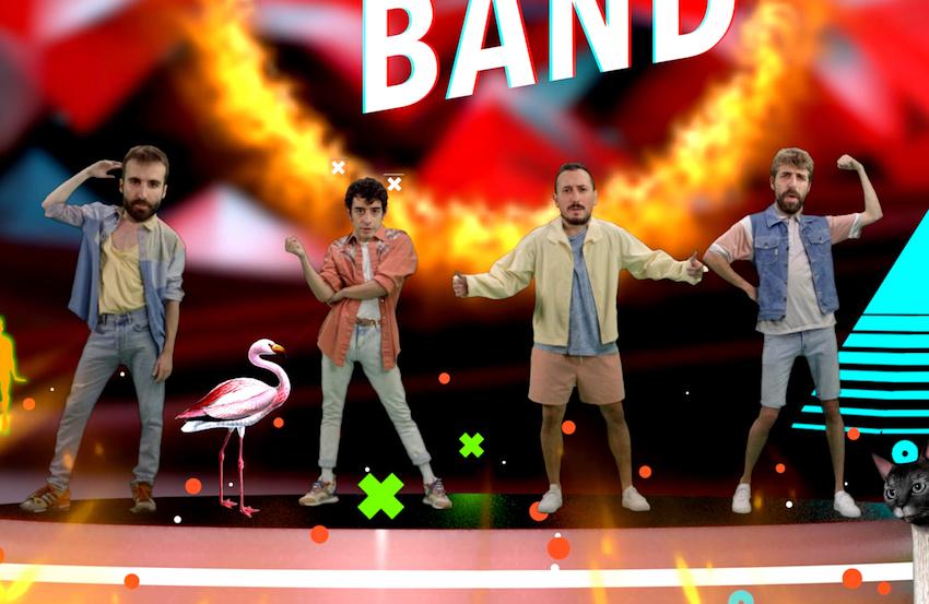 Manel, 'Boy band'