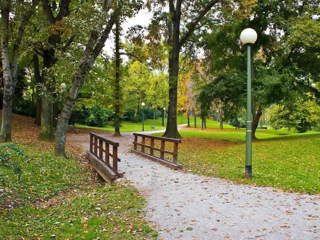 Ribnjak park