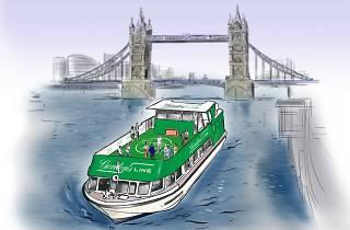 Gordon's Gin Thames Cruise 2019