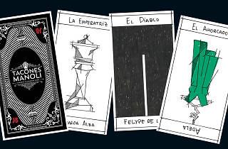 Cartas tarot Tacones Manoli
