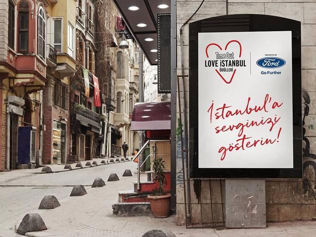 Love İstanbul ile şehri keşfe çıkıyoruz