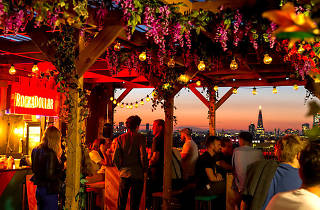 © Courtesy Bussey Rooftop Bar