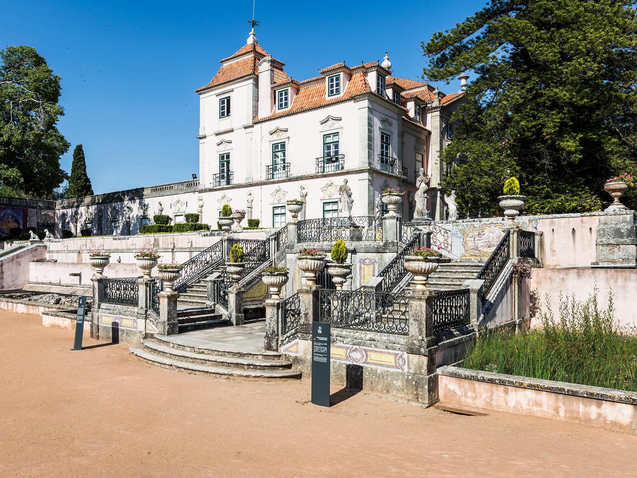 Oeiras vive o Natal com animação grátis no Palácio Marquês de Pombal