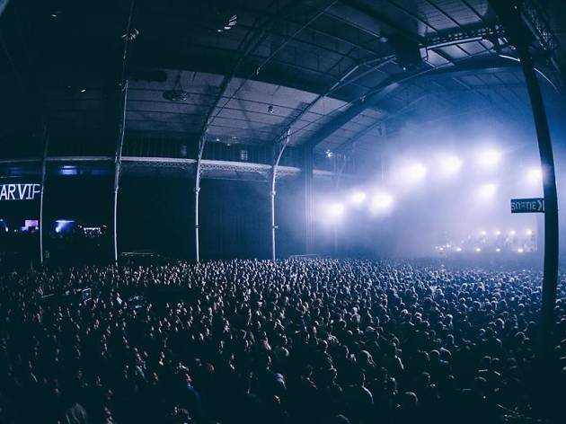 Pitchfork Music Festival Paris 2019