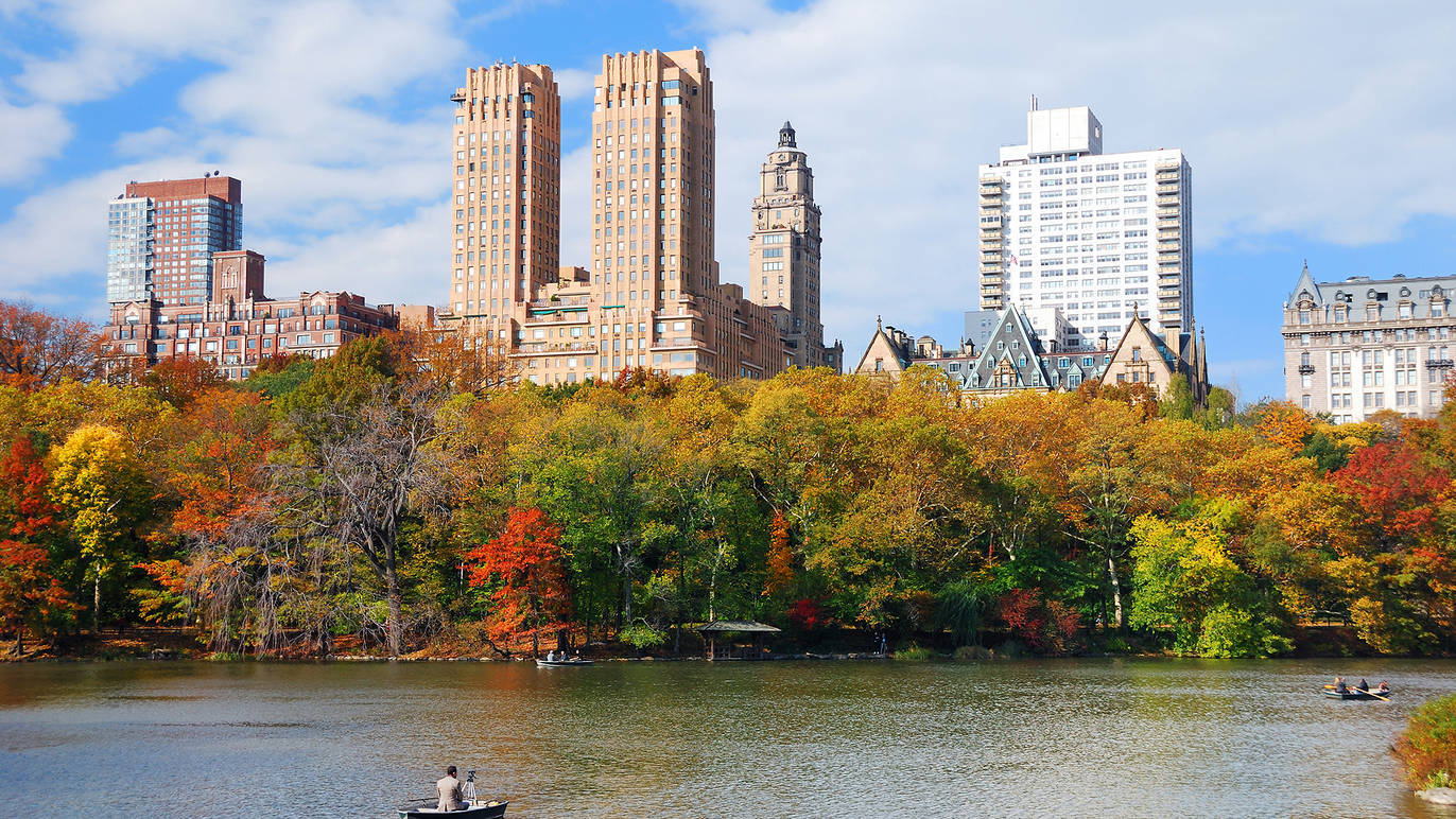 When to catch the beautiful fall foliage in NYC