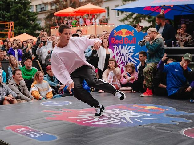 Red Bull Dance Your Style World Final 2019
