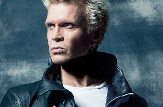 Billy Idol por primera vez en la CDMX