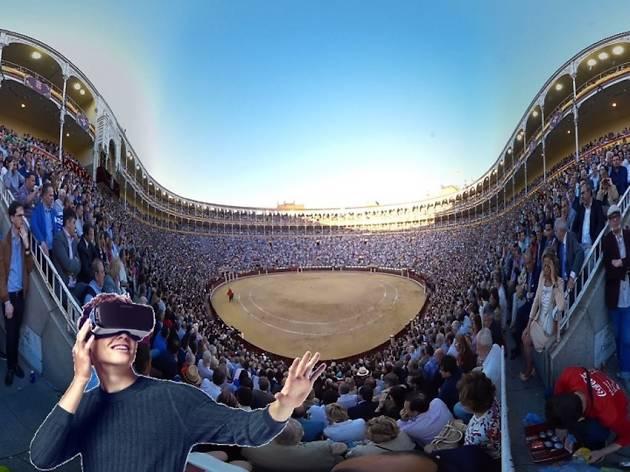 Juego de Toreo Virtual