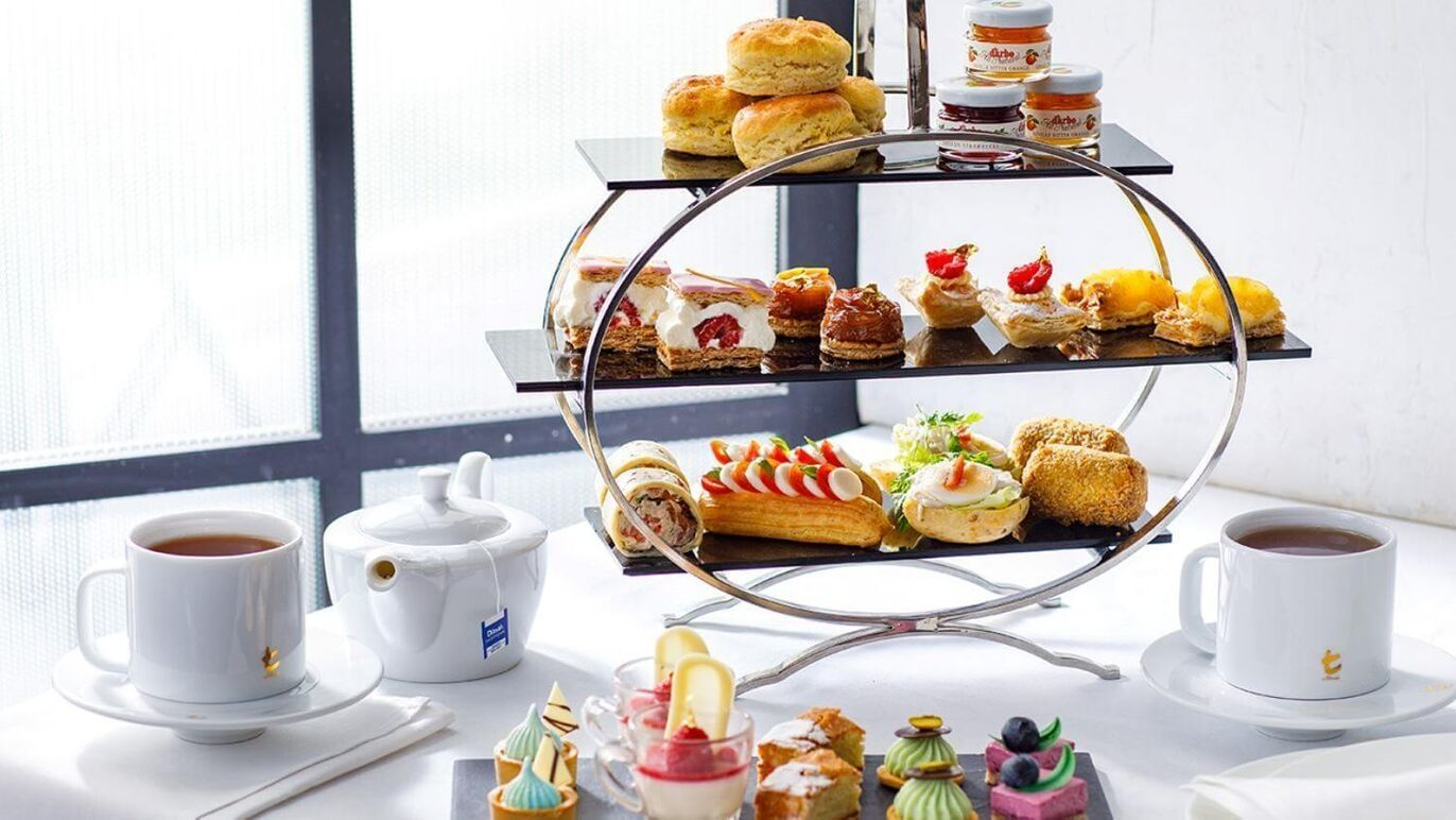 The best afternoon teas in KL