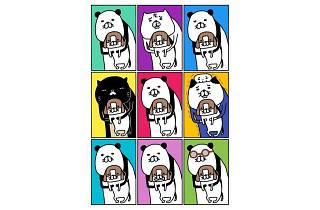 スティーヴン★スピルハンバーグ エキスポ  ジャストテイク犬マイハート