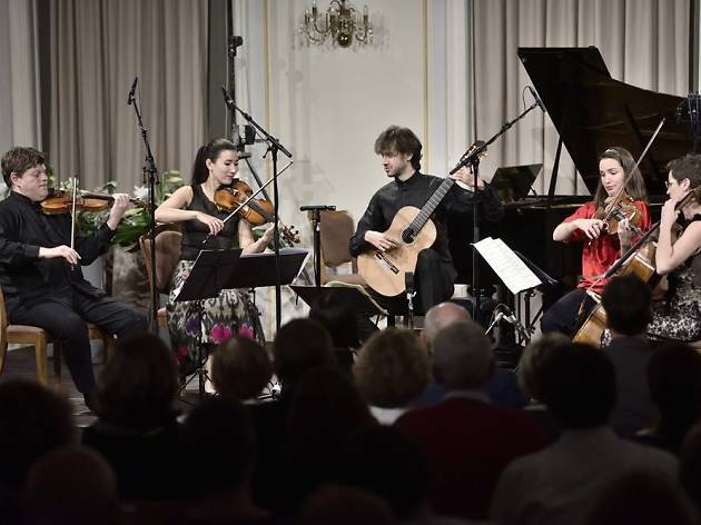 Zagreb Kom: International Chamber Music