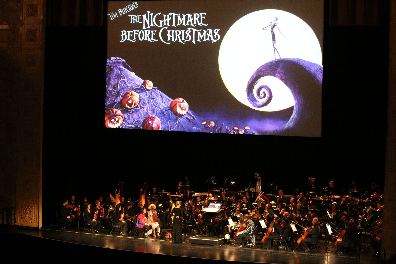 Nightmare Before Christmas Auditorium