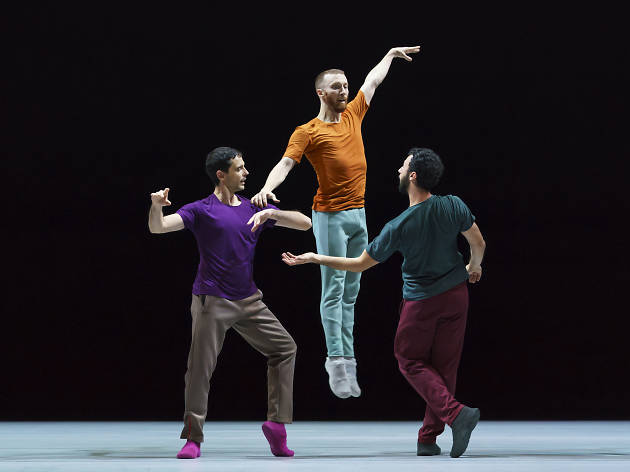 William Forsythe: A Quiet Evening of Dance