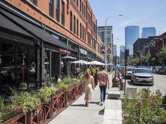 Where to have fun in the West Loop